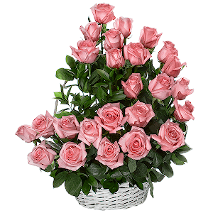 Корзина цветов Непревзойденной